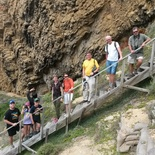 27 February 2015 - South Africans and Norwegians at Staircase Cave