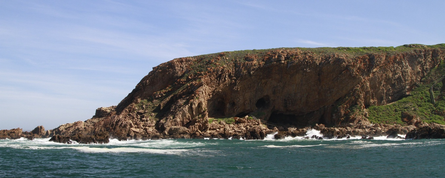 archaeological cave sites at Pinnacle Point, Mossel Bay, South Africa - Human Origins